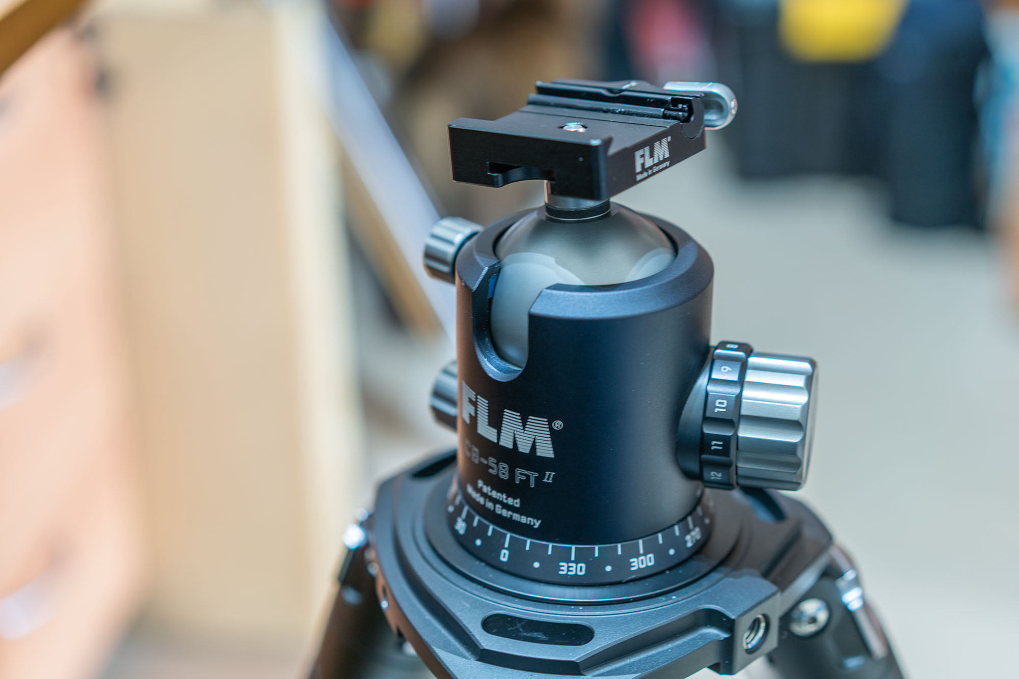 Ball head FLM CB-58 FT Mark II