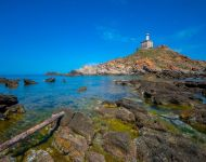 Asinara lighhouse